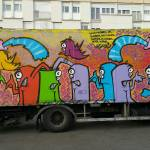 Photo Détail Camion sur Bondy